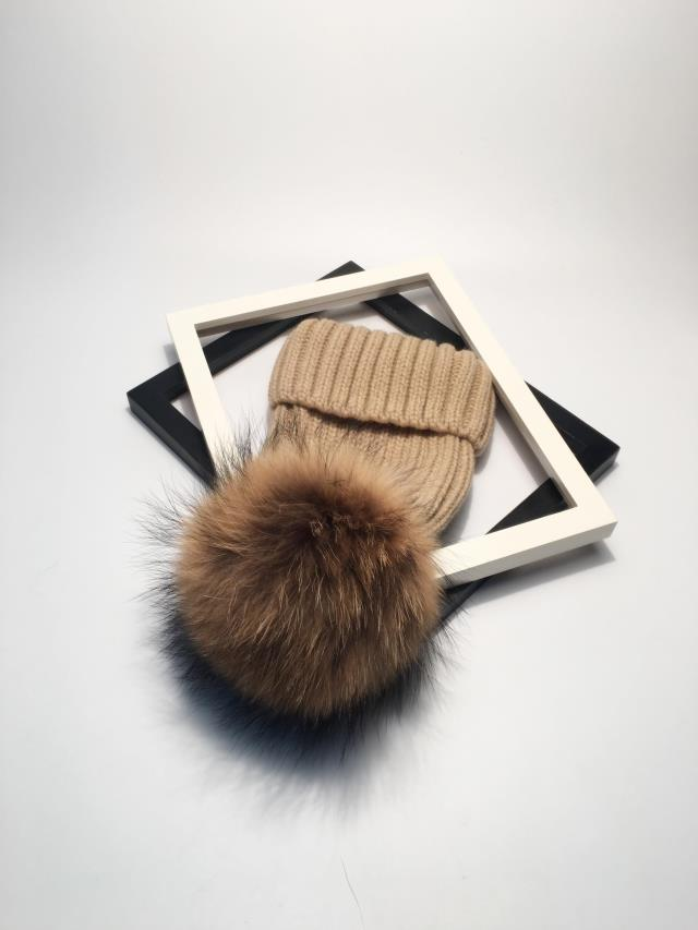winter hats for women pom pom hat  (3)