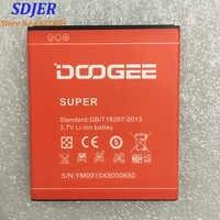 Batterie de couleur rouge haute capacité 3100mAh pour batterie Li-ion DOOGEE X5/X5 Pro pour remplacement de Smartphone DOOGEE X5/x5 Pro