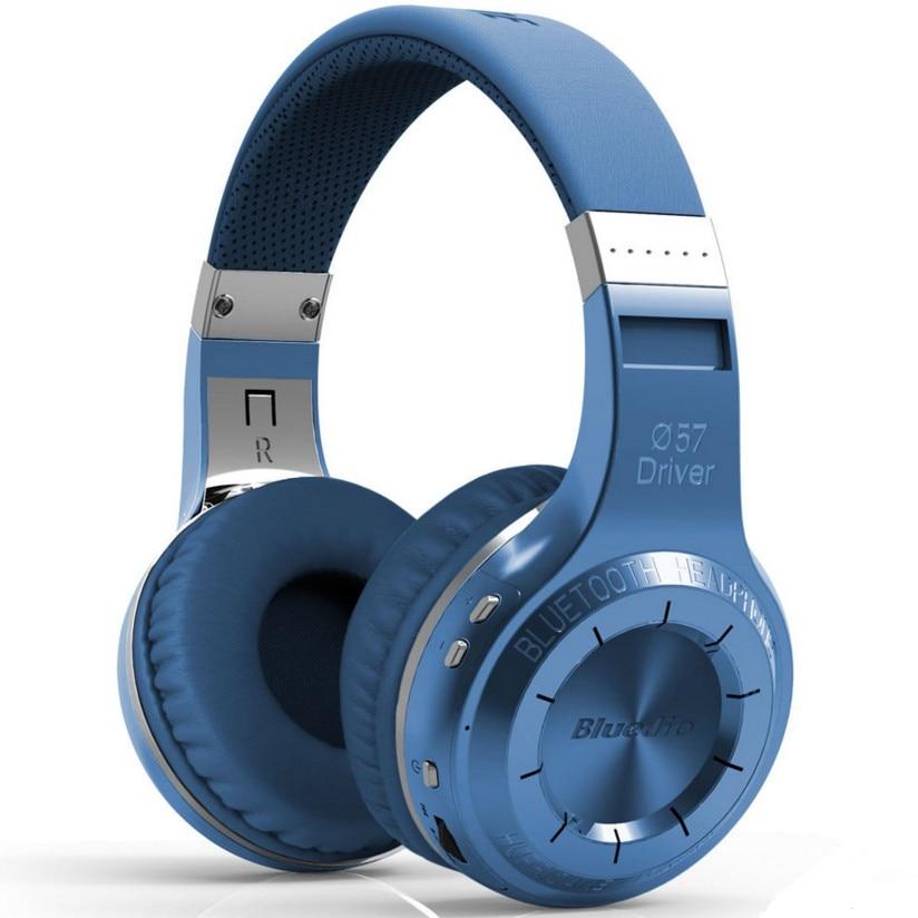 Buona qualità Migliori Cuffie Bluetooth Versione 4.1 Wireless Headset Auricolare Bluedio HT Marca Auricolari Stereo Con Microfono