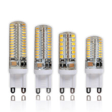 G9 Led Light Bulbs 220V 7W 9W 10W 11W Corn Bulb 360 degrees SMD3014 2835 Lamp High Quality Chandelier Light Replace Halogen Lamp g9 led lamp 7w 9w 10w 11w corn bulb ac 220v smd 2835 3014 48 64 96 104leds lampada led light 360 degrees replace halogen lamp