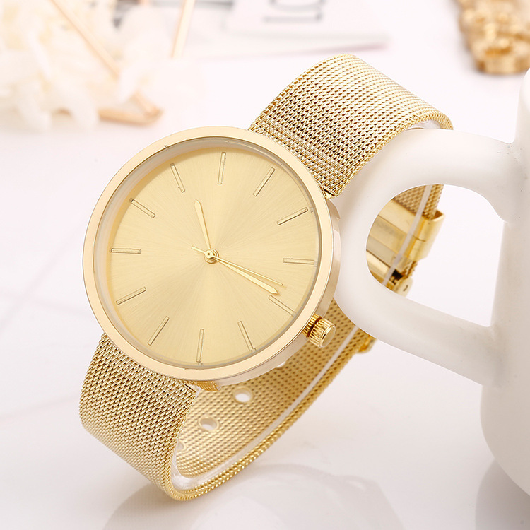 Creative Women Ladies Crystal Casual Quartz Watch