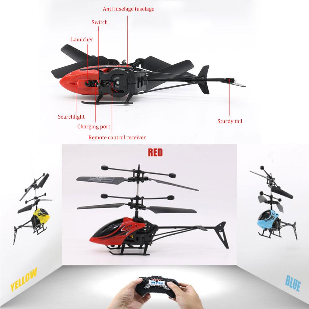 Rc Spencers darmowa helikopter 4