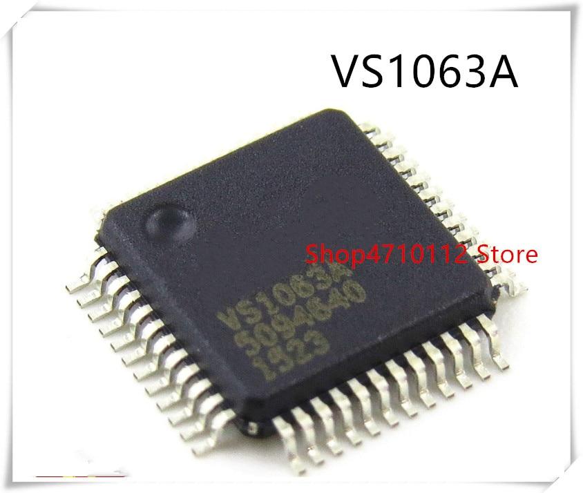 NEW 5PCS LOT VS1063A L VS1063A VS1063 LQFP 48 IC