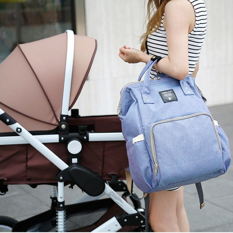 2017 Fashion Multi-functional Large-capacity Maternity Nappy Bag Mummy  Bag Shoulders Mother Bag Backpack Fashion Latest functional capacity of mango leave extracts