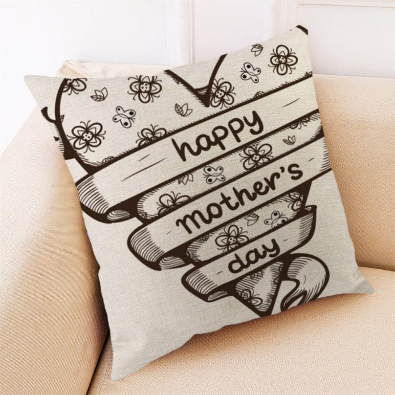 Pillow Case Cushion Covers Sofa Bed Home Decoration 45cm