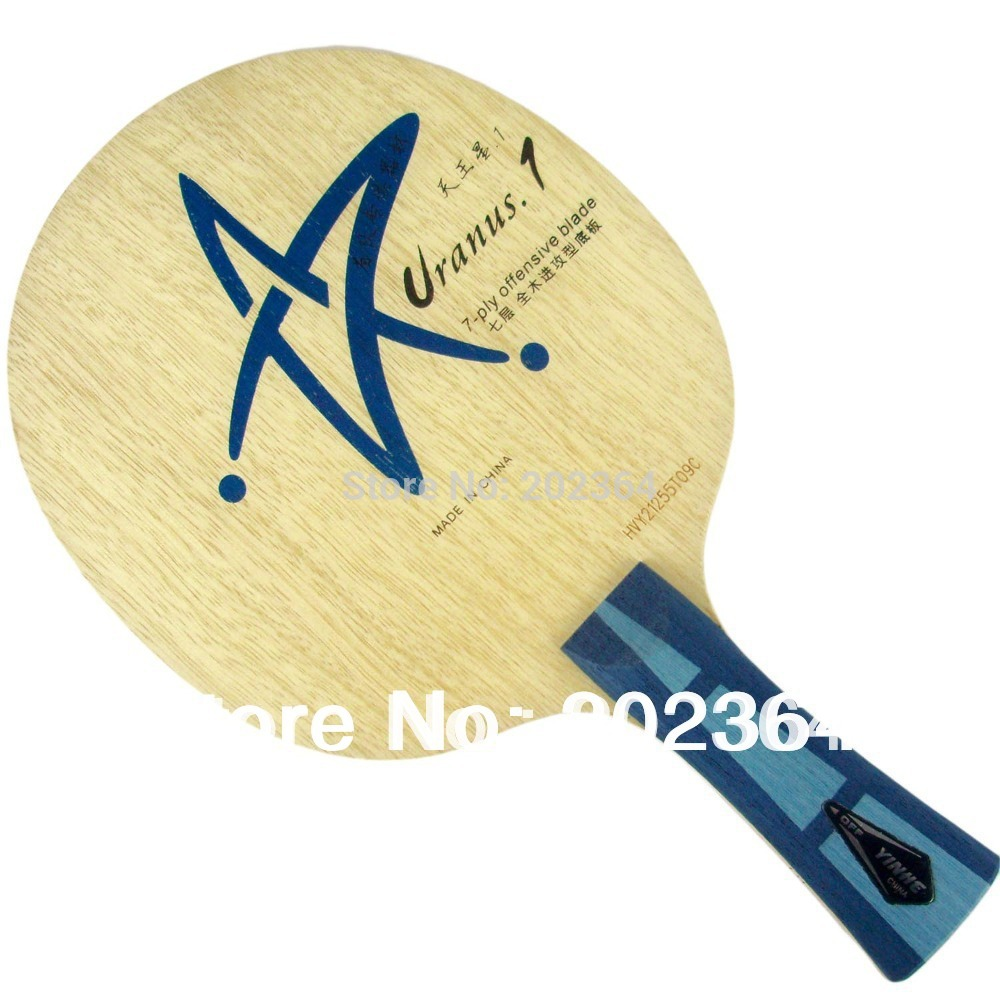 Galaxy / Milky Way / Yinhe Uranus.1 (U1) Attack+Loop OFF Table Tennis Blade for PingPong Racket yinhe milky way galaxy nr 50 rosewood nano 50 table tennis pingpong blade
