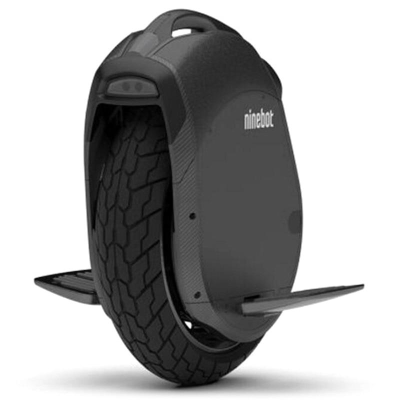 Ninebot One Z6 Z10 monocycle électrique intelligent pliable Balance monocycle large roue 1800 W 45 km/h Bluetooth de Xiaomi Mijia