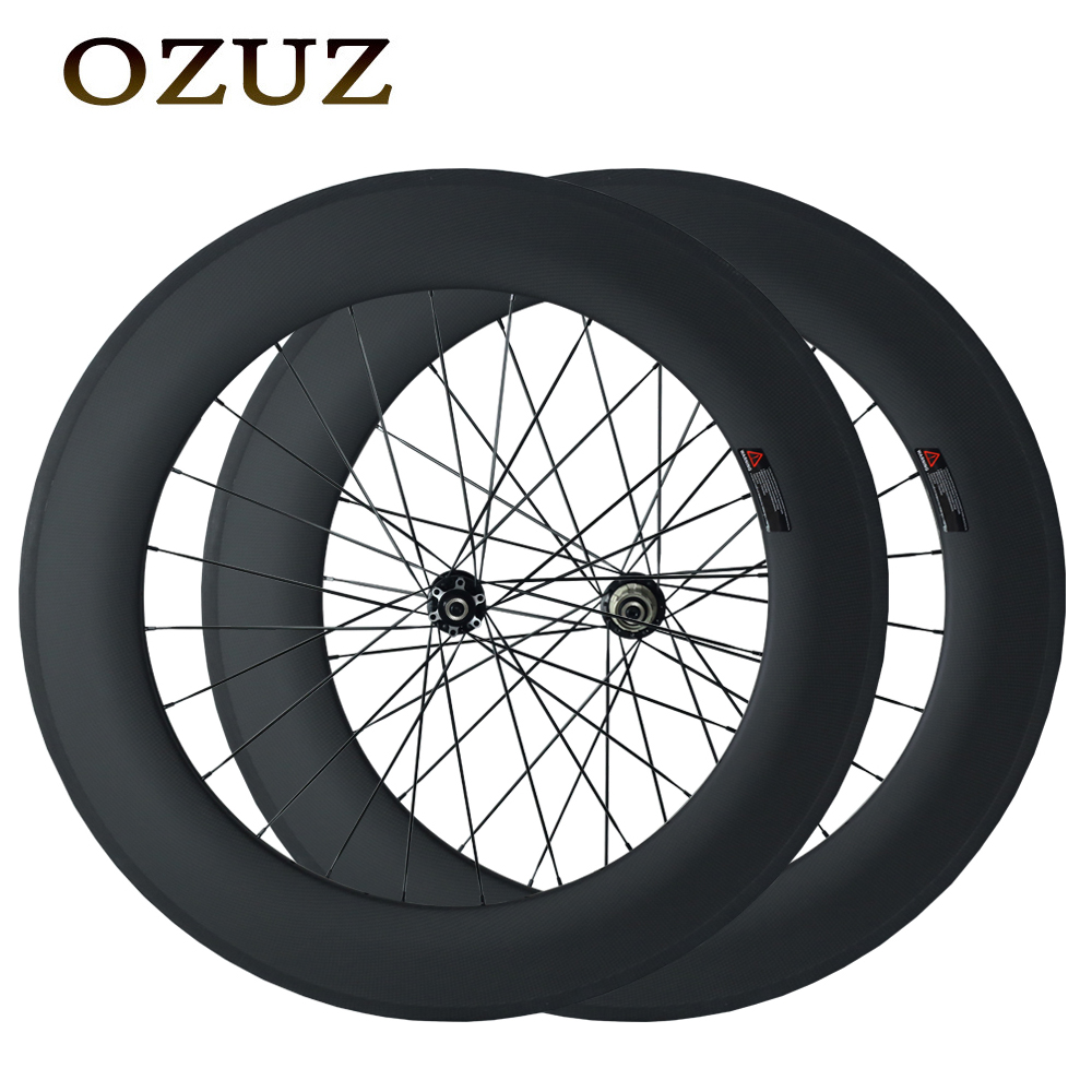 все цены на OZUZ Mac Aero 494 Cnspoke 88mm Clincher Tire Type Bicycle Wheel Carbon Wheels Cyclocross Bike Wheel 23mm Width 700C Wheelset онлайн