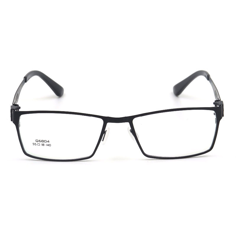 be182d894b Gmei Optical Simplicity Titanium Alloy Full Rim Optical Eyeglasses Frames  Prescription Frame For Men and Women Eyewear S6804-in Eyewear Frames from  Men s ...