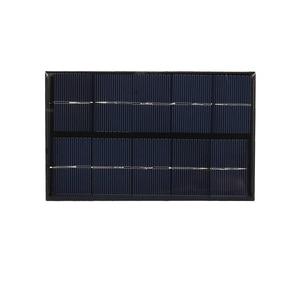 Image 4 - 2 шт. солнечная батарея 5В 5 Вт Портативный модуль DIY небольшой Панели Солнечные для Сотовая связь телефон Зарядное устройство дома светильник игрушки и т. д. Панели солнечные