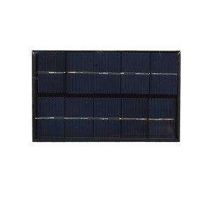 Image 4 - 2 Chiếc Pin Năng Lượng Mặt Trời 5V 5W Di Động Module DIY Tấm Pin Năng Lượng Mặt Trời Nhỏ Cho Điện Thoại Di Động Sạc Nhà Ánh Sáng đồ Chơi V. V Bảng Điều Khiển Năng Lượng Mặt Trời