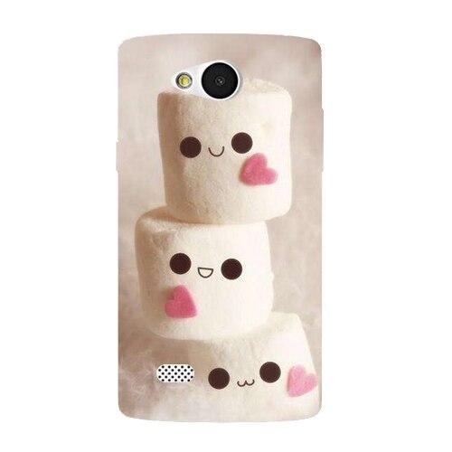 Роскошные картины Coque чехол для LG радость y30 C30 H220 красочные милый рисунок телефон В виде ракушки задняя крышка тонкий Protector кожи сумка
