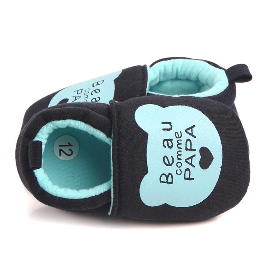 Mooie Cartoon Pasgeboren Baby Meisjes Prinses Winter Warm - Baby schoentjes - Foto 5