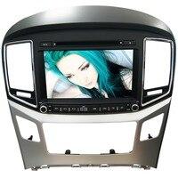 8 HD 4 ядра Android 6,0 Автомобильный DVD Радио gps навигации плеер для hyundai H1 Гранд Starex H 1 путешествия H 1 брюки карго Iload 2016