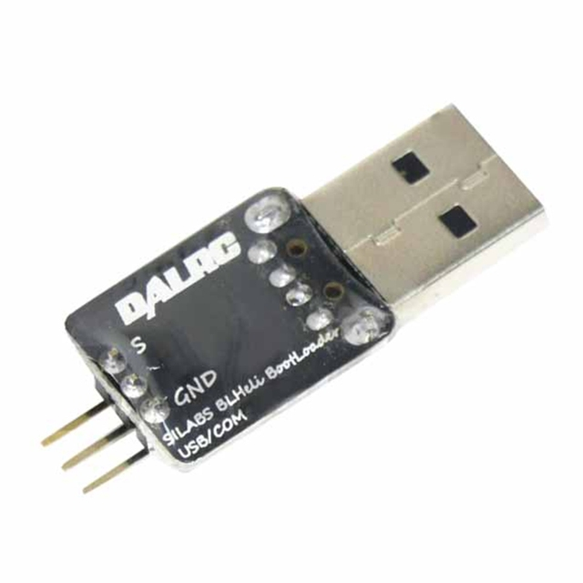 US $3 59 |High Quality DALRC USB ESC Programmer Updater For SILABS MCU  BLHELI BootLoader FPV ESC RC Multicopter-in Parts & Accessories from Toys &