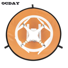 OCDAY 75 cm RC Drone launch pad Quadcopter Helicopter Waterproof Mini Portable landing pad helipad for Racing Drone