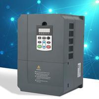 Конвертер переменной частоты 3HP перегруженный векторный двигатель Привод VFD преобразователь частоты 3 фазы 380 В преобразователь частоты
