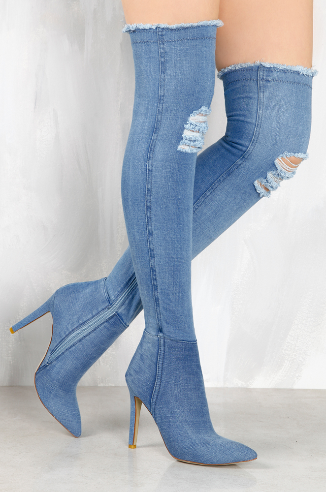 Compare Prices on Jean Boots- Online Shopping/Buy Low Price Jean Boots at Factory Price ...