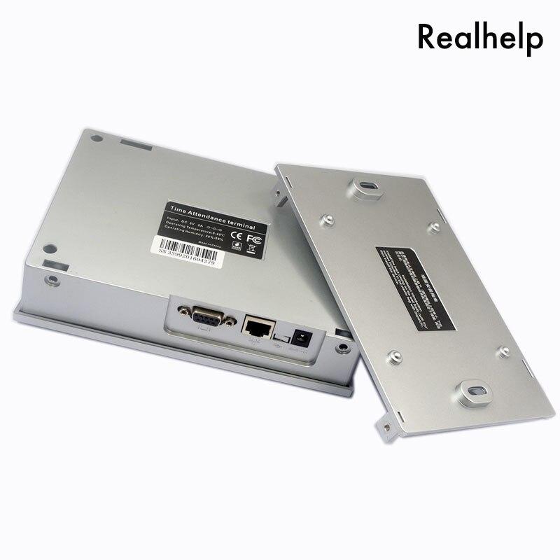 ZK M200Plus TCP/IP tarjeta tiempo asistencia Terminal M200Plus tiempo tarjeta de grabación 125 KHZ tarjeta de proximidad grabador de tiempo - 4