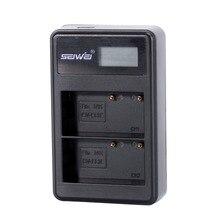 Высокое качество EN-EL3e ENEL3e en EL3e USB Батарея Зарядное устройство с ЖК-дисплей экран для Nikon D70 D90 D80 D100 D200 D700 цифровой камера