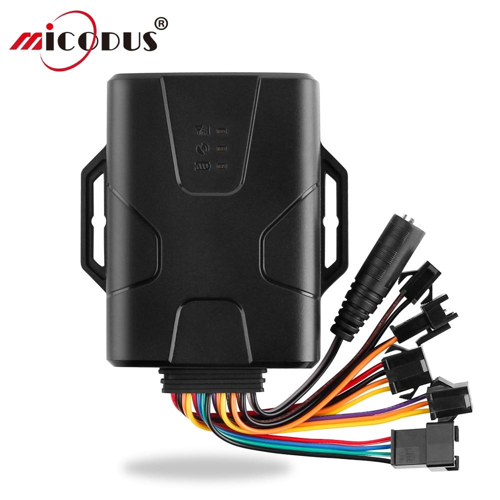 RELÉ de corte-ALTA GAMA Localizador GPS TRACKER específico para  MOTOCICLETAS