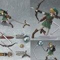 Figma 319 320 zelda skyward espada ligação crepúsculo princesa figura de ação brinquedos boneca