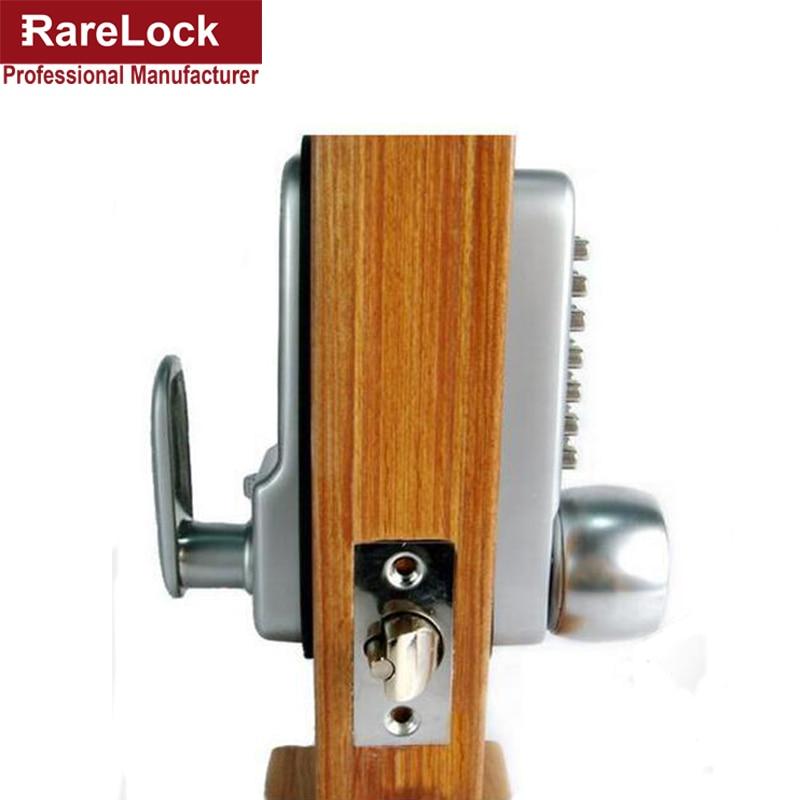 Rarelock Christmas Supplies Keypad Mechanical Combination Door ...