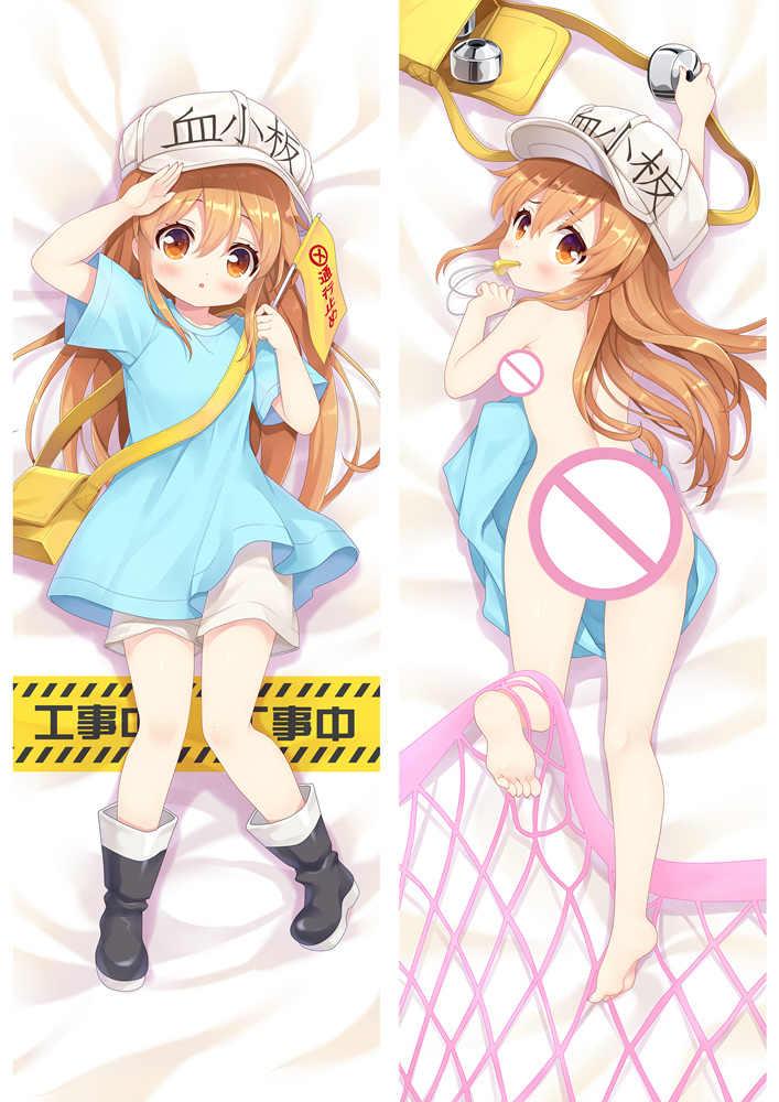 Blend·S Hideri Kanzaki Dakimakura Anime Girl Hugging Body Pillow Cover 59/'/' Gift
