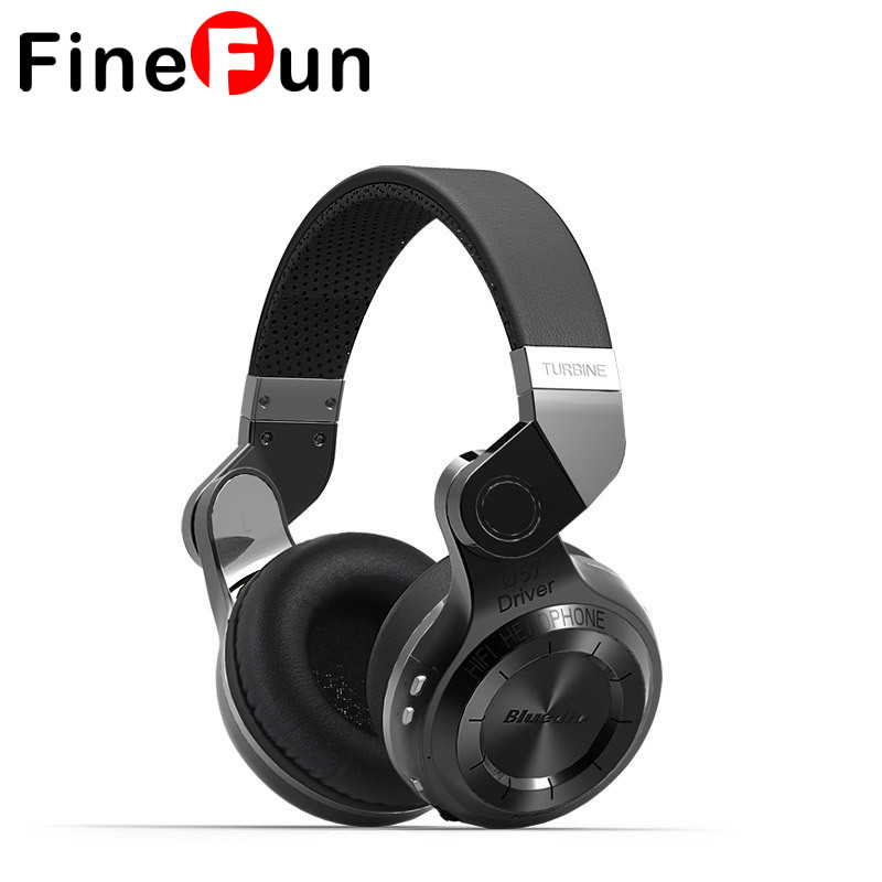 FineFun 2017 New T2 fashionable Headset folding headphone BT 4.1 Stereo Wireless Bluetooth Headphones For IOS  Android IPones