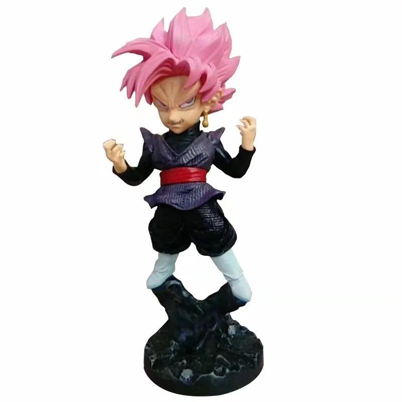 Jump Exhibition 2018 Dragon Ball Z Goku Figure Manga Color ver