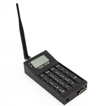 Pocsag paging transmitter, wireless calling systems for restaurant, hotel, hospital
