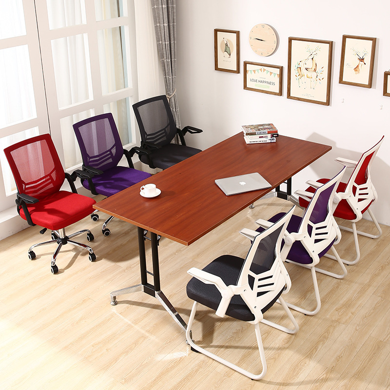 Computer Chair Household Office Chair Lift And Drop Rotary Chair Staff Modern Simple Seat Special Back Chair