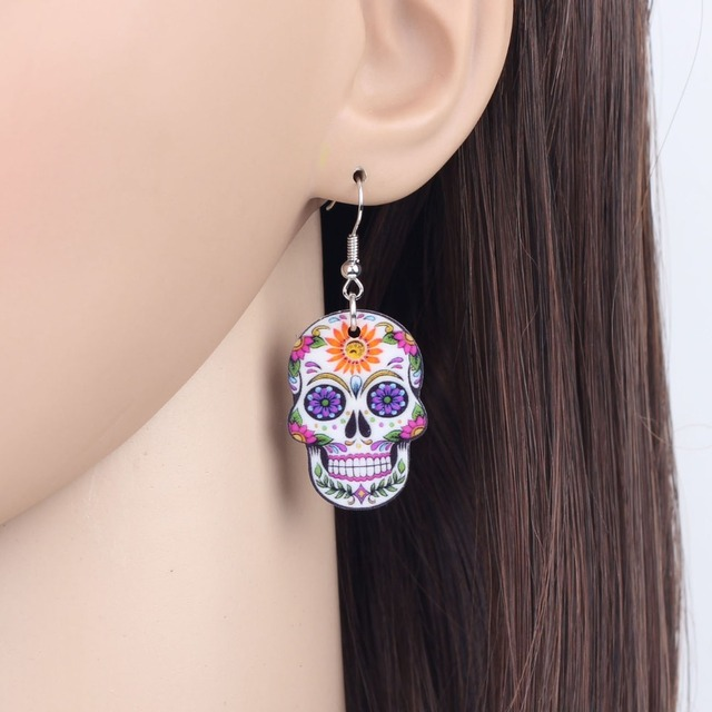Gorgeous Halloween Earrings 3 x 2.01 cm 3