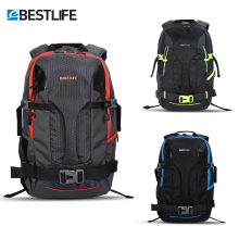 BESTLIFE 2016 Classic Urban Backpack For Men Women Bag  Water Resistant  Nylon  Daypack Computer Laptop Tablet Friendly Sleeve цена и фото