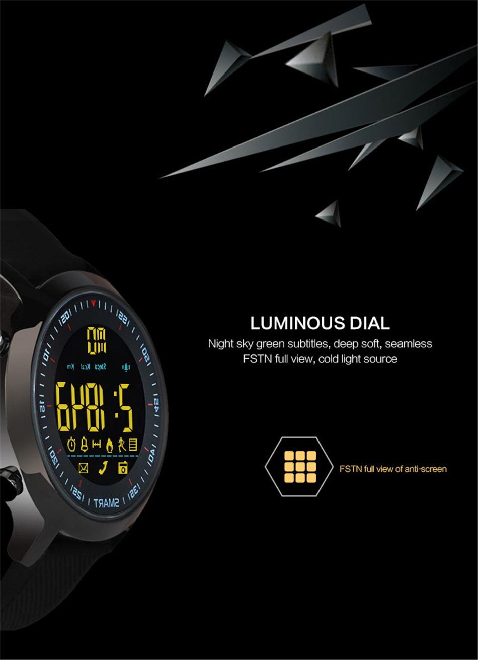 Makibes EX18 Bluetooth Sport Watch (5)