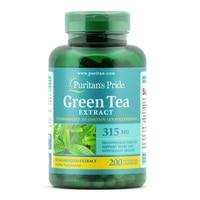 Free Shipping Green Tea extract 315 mg 200 pcs