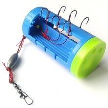 Explosion Fishing Hook Lure Box 2017 Fishing Trap Feeder For Fishing Proof Hanging Fishing Connector Pin Bearing Rolling Swivel
