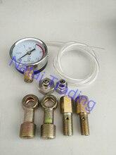 VE pump internal pressure gauge, diesel pump pressure gauge, fuel pump repair tool