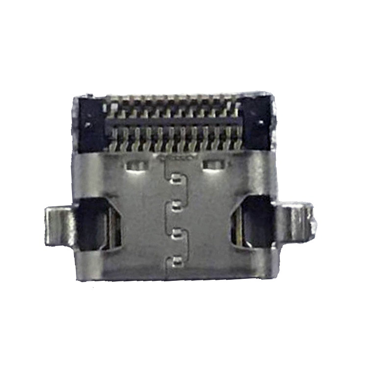 2pcs/lot Charging Port Micro <font><b>USB</b></font> Charger Dock Connector Contact Replacement Part For <font><b>Sony</b></font> Xperia L1 G3311 <font><b>G3312</b></font> G3313 image