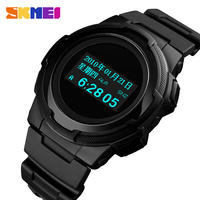 SKMEI New Smart Watch Men Clock Multifunction Sport Watches Calorie Calculation Alarm Compass Wristwatch Smartwatches Relogio