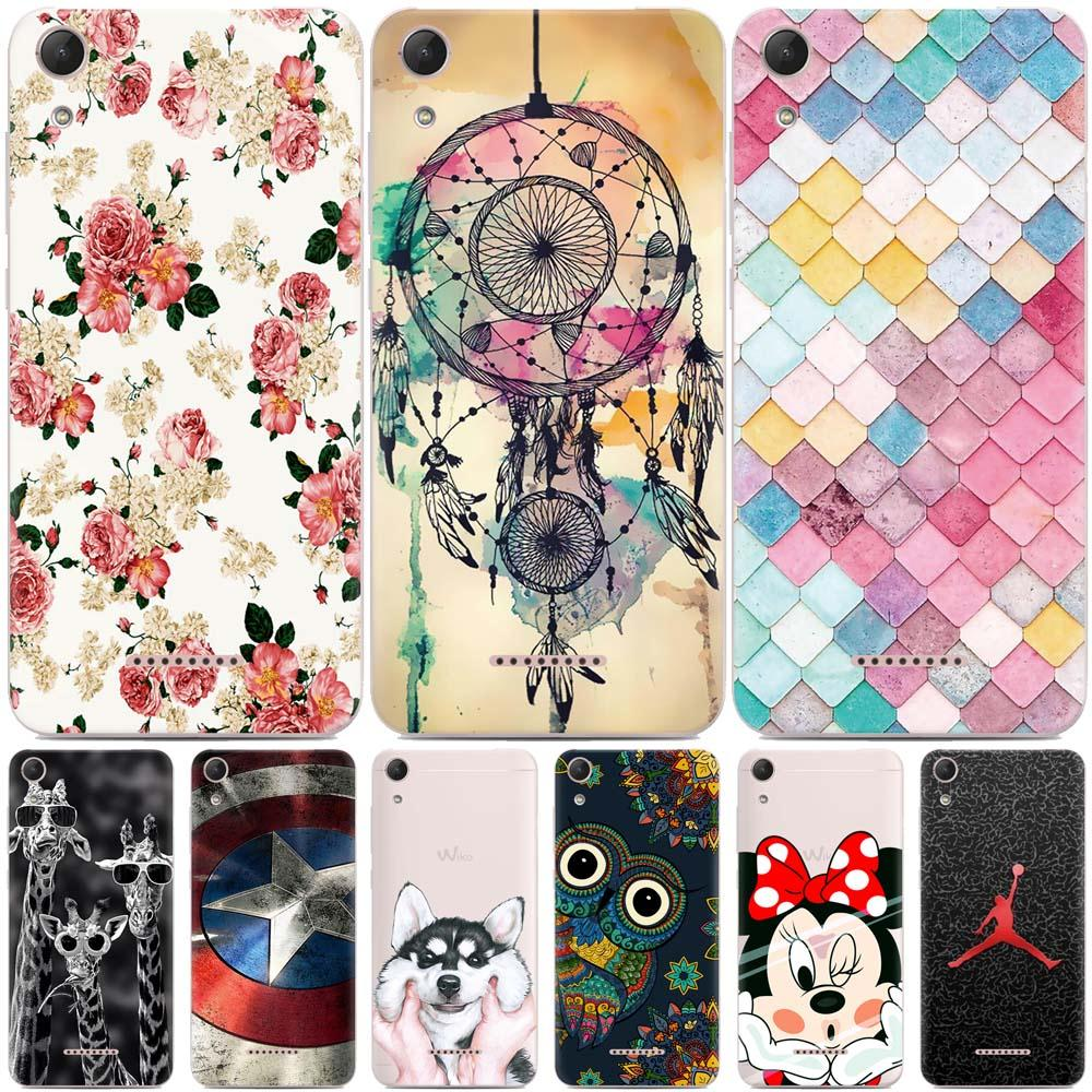 Cellphones & Telecommunications Smart For Wiko Lenny 3 Case,silicon Panda Cartoon Painting Soft Tpu Back Cover For Wiko Lenny 3 Protect Phone Cases