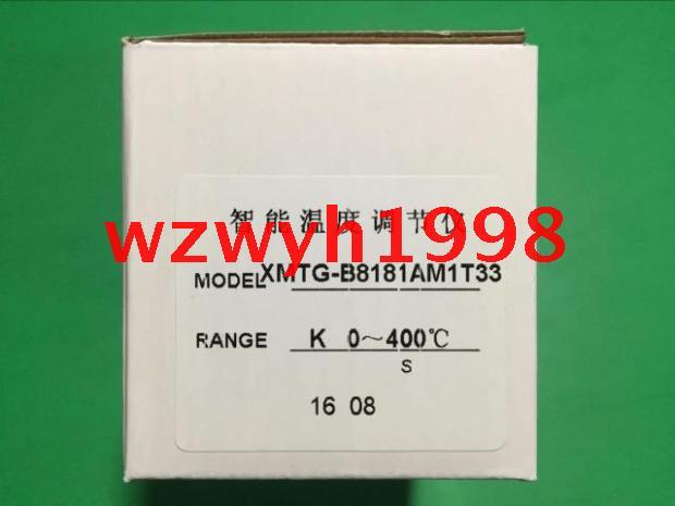 Genuine S00NTRUE Matsukawa packaging machine thermostat XMTG-8000AM intelligent XMTG-B8181AM1T33 genuine shanghai yatai xmt 3000 xmtg 3412 xmtg 3412 n temperature controller