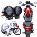 Motorcycle Speedometer Tachometer kilometer Gauges Kits For Honda Hornet 600 2000 - 2006 2001 2002 2003 2004 2005 + 1 Sticker