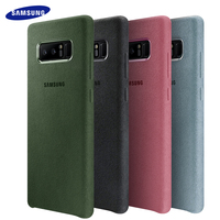 Samsung Galaxy Note 8 Note8 Original Cover Case Phone Shell Anti Fall Leather Luxury Cases And