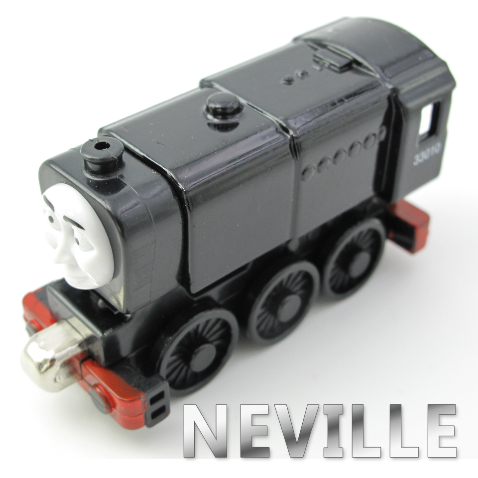 Diecasts Vehicles Thomas T097D NEVILLE Thomas And Friends Magnetic Tomas Truck Car Locomotive Engine Railway Train Toys for Boys