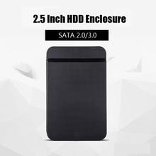 VBNM 2.5″ USB 3.0 SATA HDD Hard Disk Drive External HDD Enclosure Anti-fingerprint Residue No Need Tool Hd Box Support 2TB