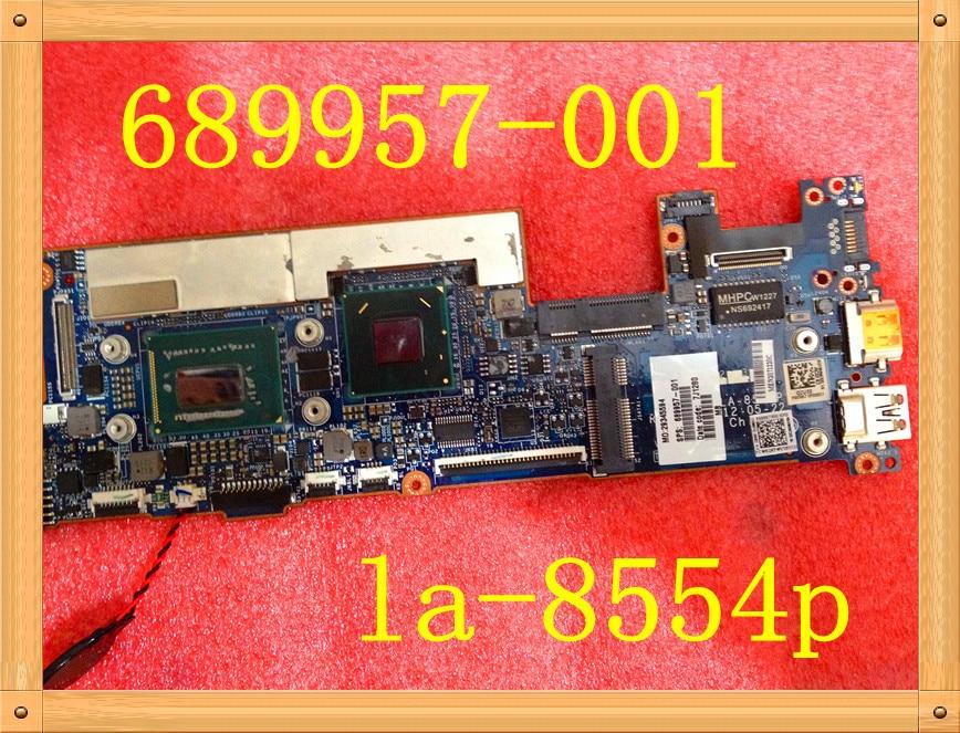 D'origine POUR HP Spectre XT 13-2000 Série Mère D'ORDINATEUR PORTABLE La-8554p 689957-001 entièrement testé