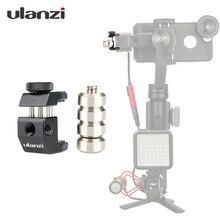 Ulanzi PT 4 PT 10 contrapeso para lente de momento lente anamorfa cardan acessórios para zhiyun liso 4 dji osmo móvel 3