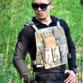 Tactical vest Swat Camouflage amphibious High quality Outdoor CS Counterterrorism Military Protective Training combat Clothing