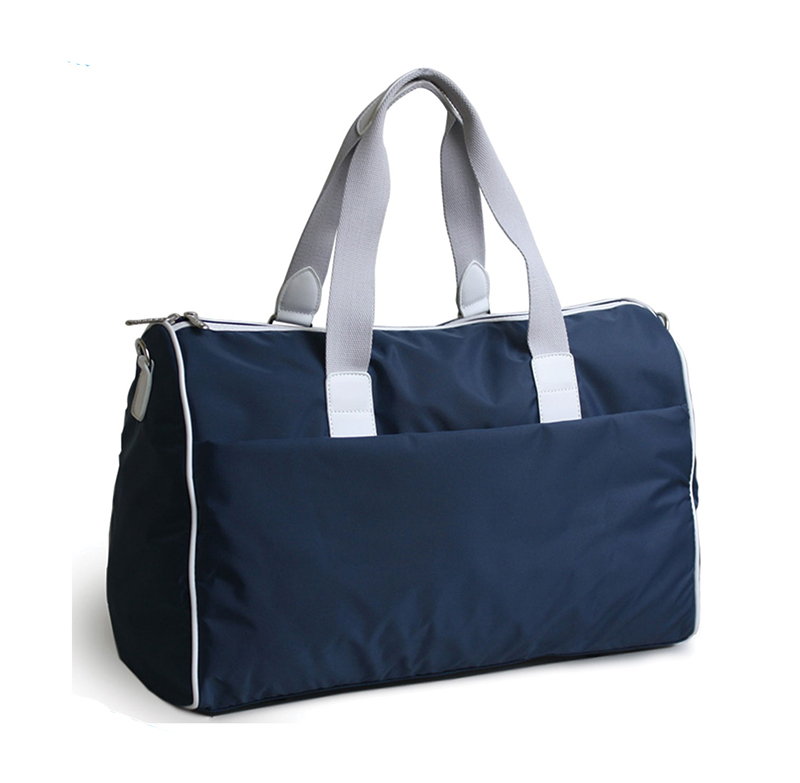 Durable Classical Style Custom Promotional Travel Bags With Custom Logo Printed